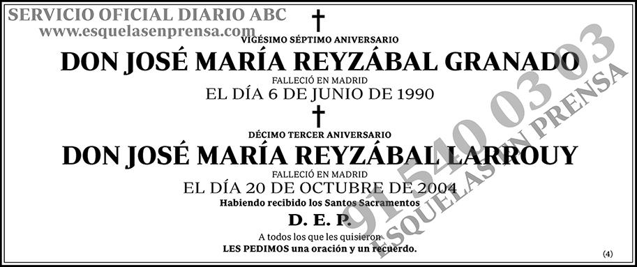José María Reyzábal Granado